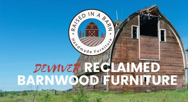 Denver Reclaimed Wood Furniture