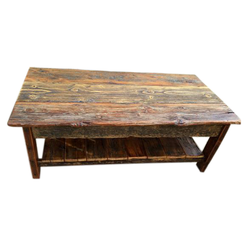 Barn Wood Coffee Table Raised In A Barn Furniture