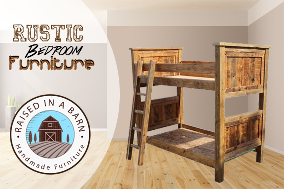Rustic Bedroom Furniture - Denver Furniture Company
