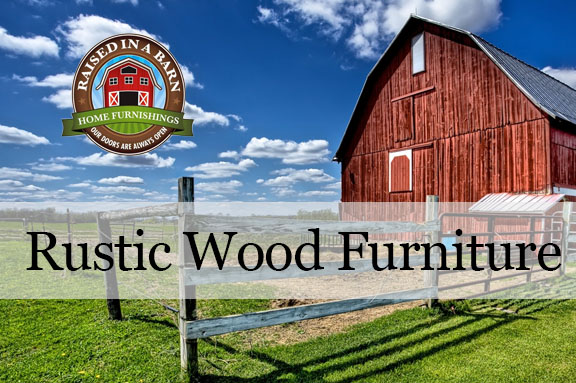 Rustic Wood Furniture