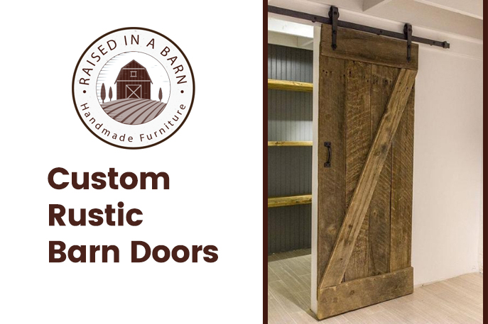 In The Barn Blog  sc 1 st  Raised In A Barn Furniture : rustic doors - pezcame.com