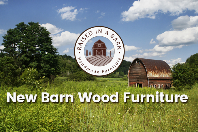 New Barn Wood Furniture