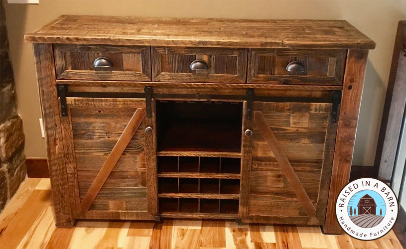 Rustic Furniture Hesperus