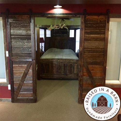 Barnwood Bed Frames