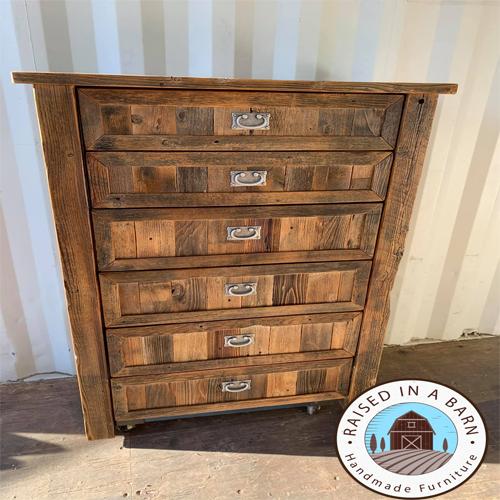 Barnwood Dresser