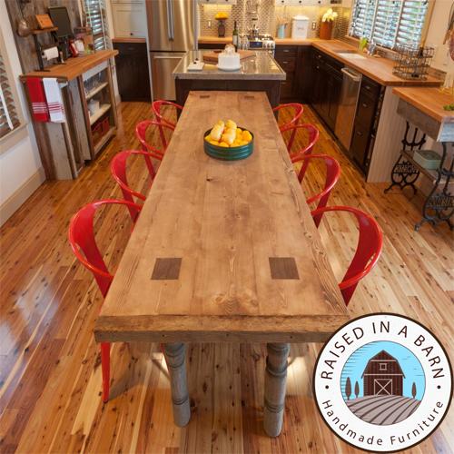 Custom Barnwood Furniture